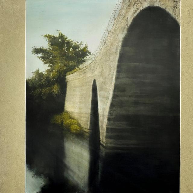 Coburn's Bridge at 1904 Ipswich