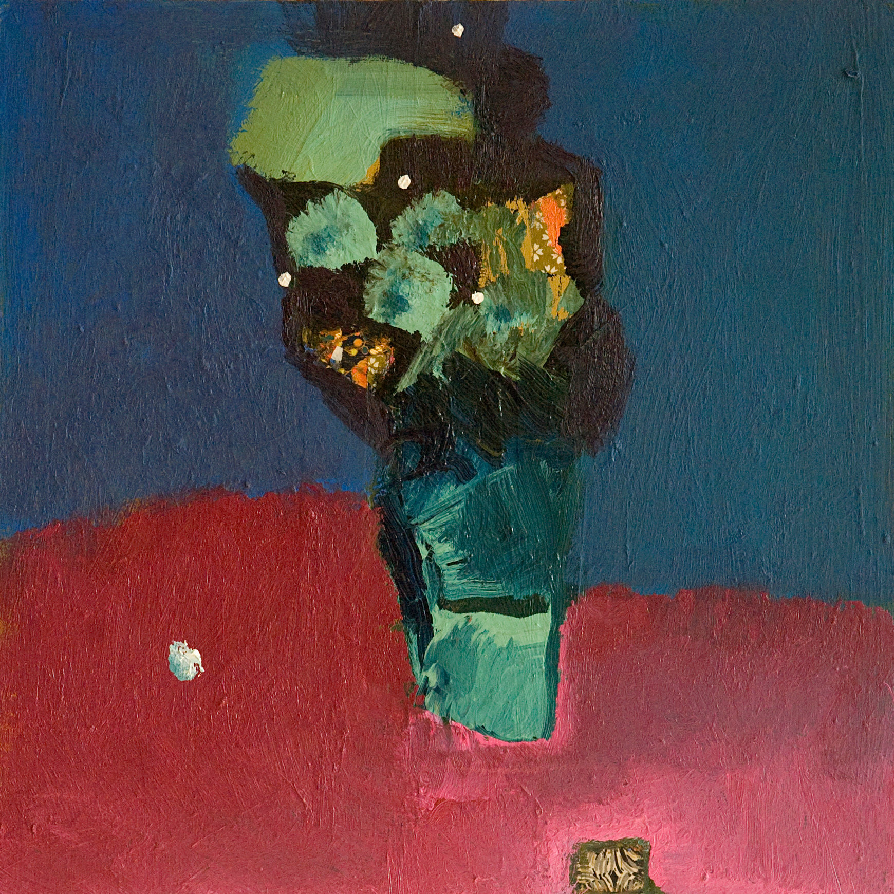 Jennifer Hornyak - Napoleon Blue and Red