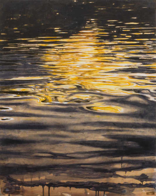 Sarah Hatton - Liquid Gold (Lac Poisson Blanc)