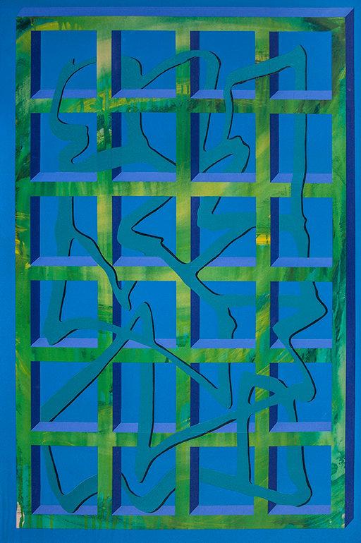 Ligne turquoise