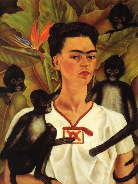 Frida Kahlo, 1907 – 1954