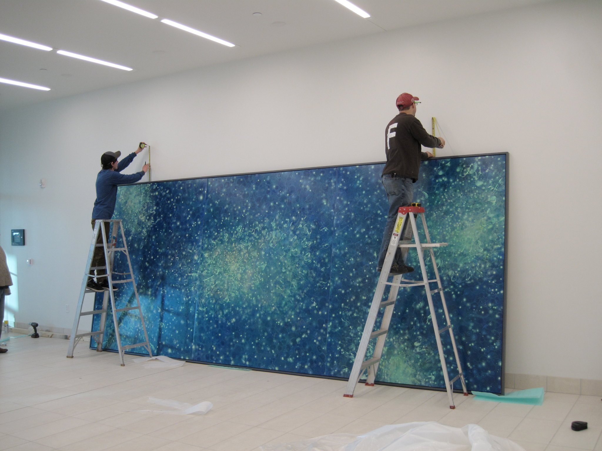 Installation Of Available Light