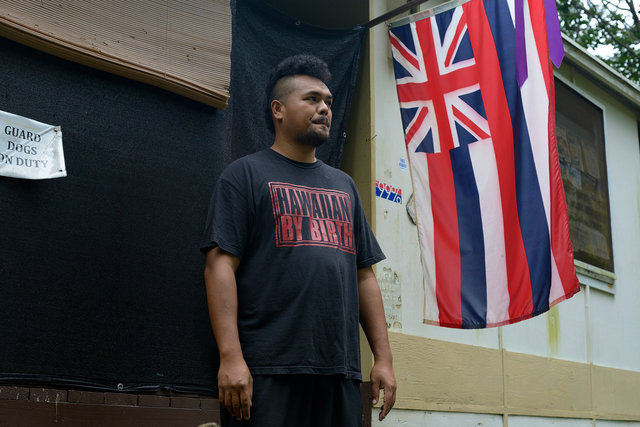 Brandon Makaawaawa, Hawaiian independence movement