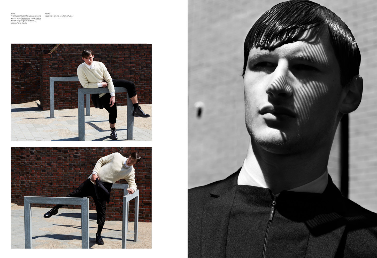 Glamcult 2013 with Tino Zidane styling Majid Karrouch