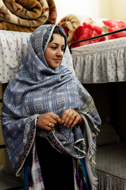 Young prisoner, Herat, Afghanistan 2012