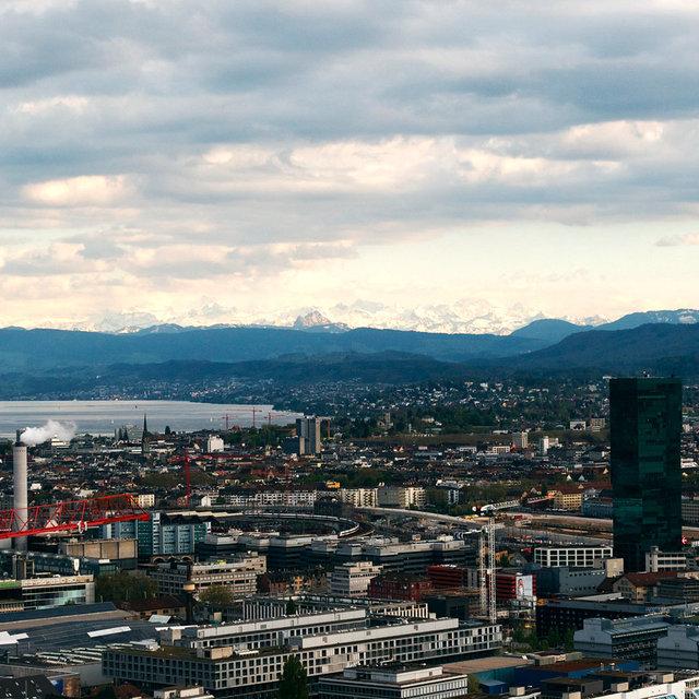 Study 1 / Emil Kloti Strasse, Zurich, Switzerland / 2014