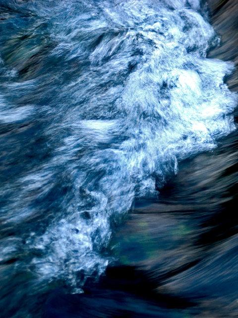 0003_Water Rushing Face Blue Black Brown.JPG