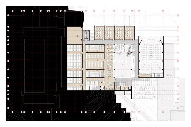 Piso 2 / Second floor