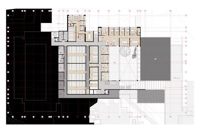 Piso 3 / Third floor.