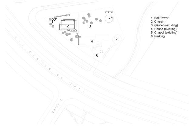 Localización / Site plan