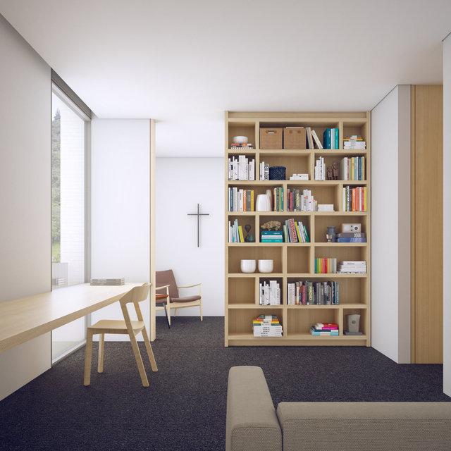 Habitación residentes / Resident's room