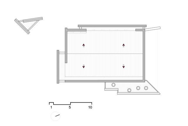 Cubierta / Roof plan