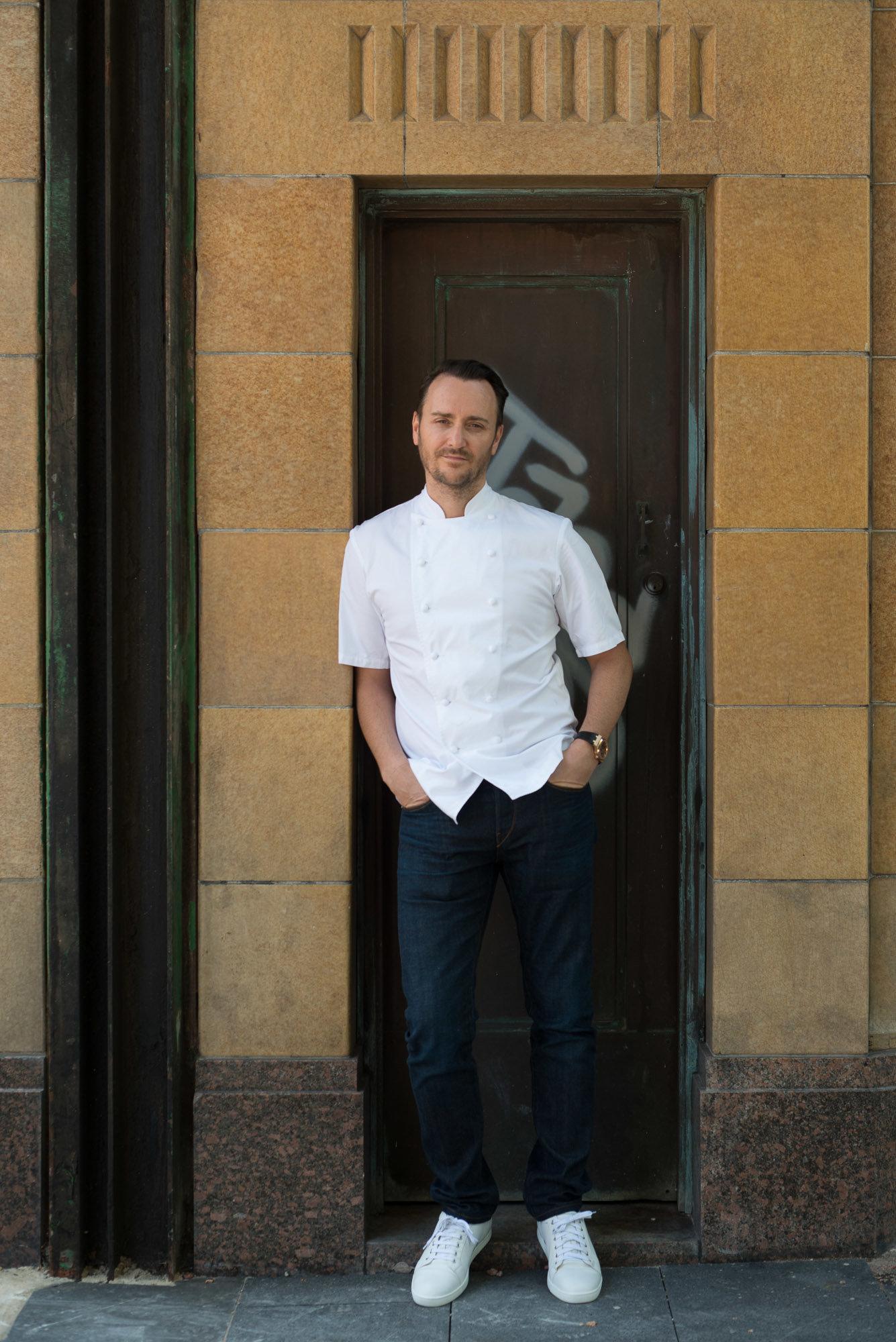 Jason Atherton, Chef