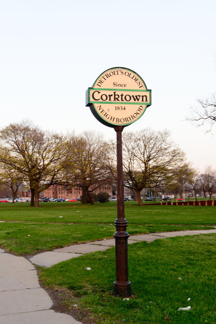 Corktown District