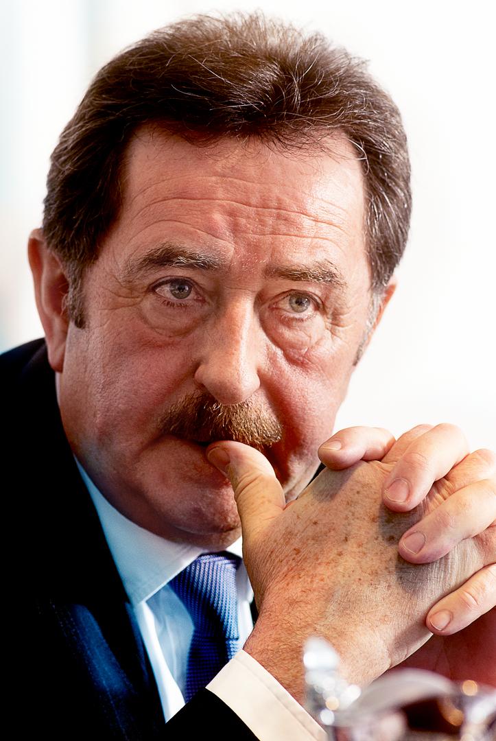 Josef Sanktjohanser, Präsident HDE, Vorstand Rewe