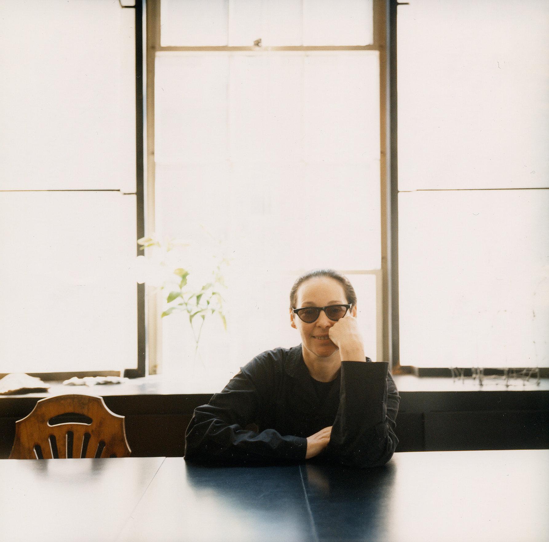 ROXANE LEWITT-NYC-USA 1997