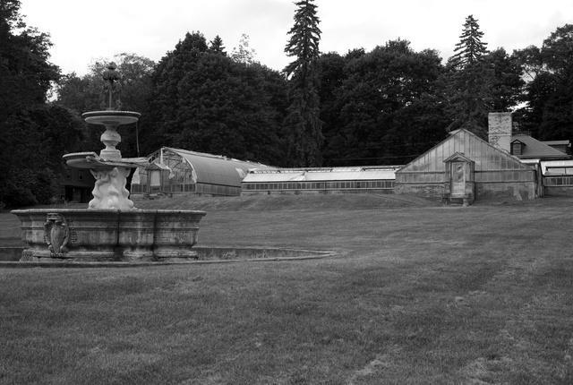 Abandoned Greenhouse
