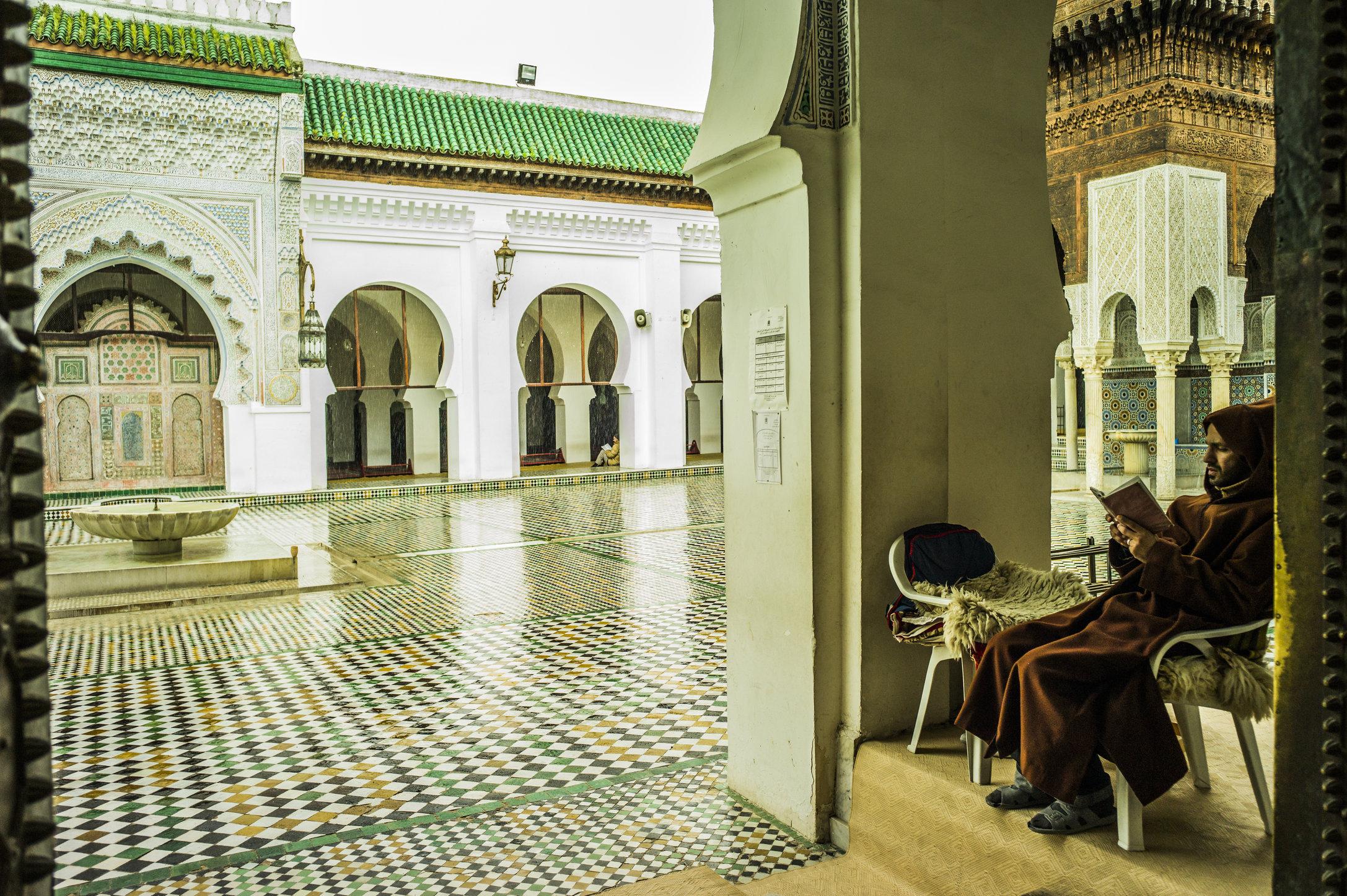Fez, Morocco. 2014.
