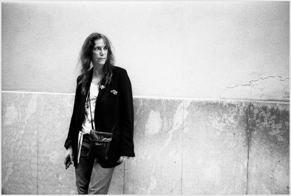 Patti Smith, Poetess