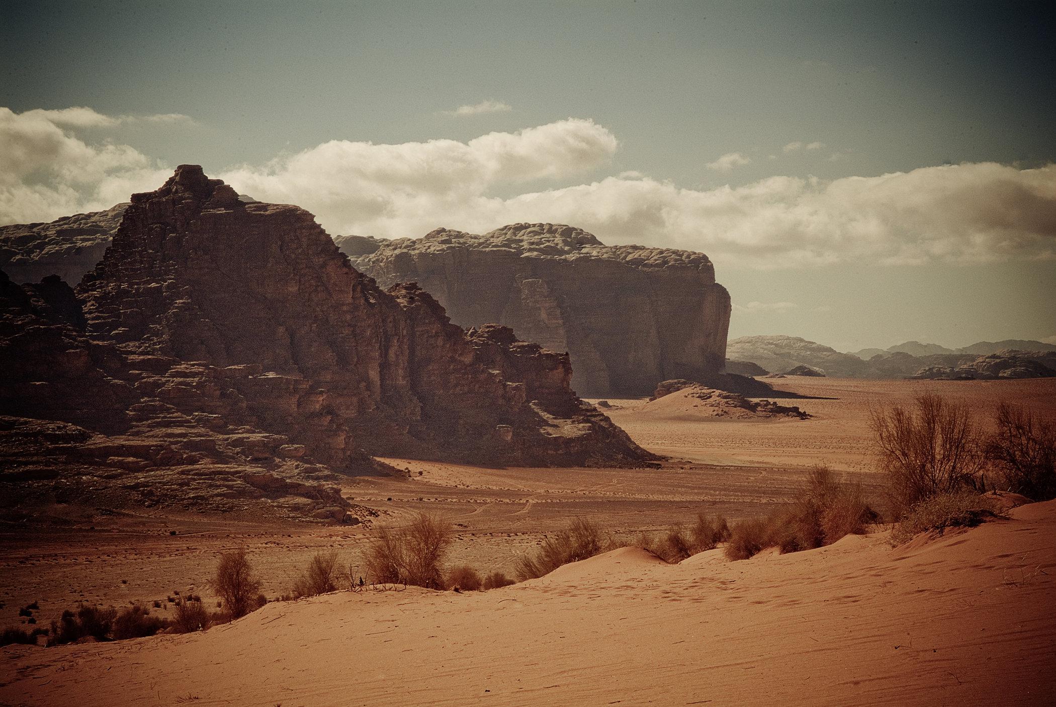 Wadi Rum II