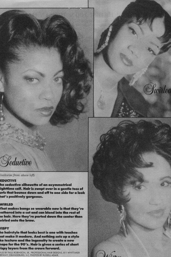 SOPHISTICATED HAIRSTYLES MAGAZINE