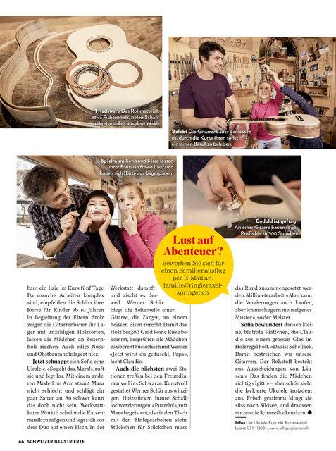 Beat Schlatter Schweizer Illustrierte 2018