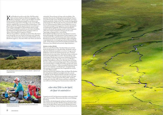 Trekking Hornstrandir in Nordland Nr. 14, Text&Foto