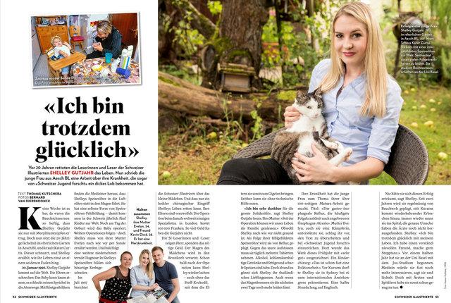Schweizer Illustrierte 40/16