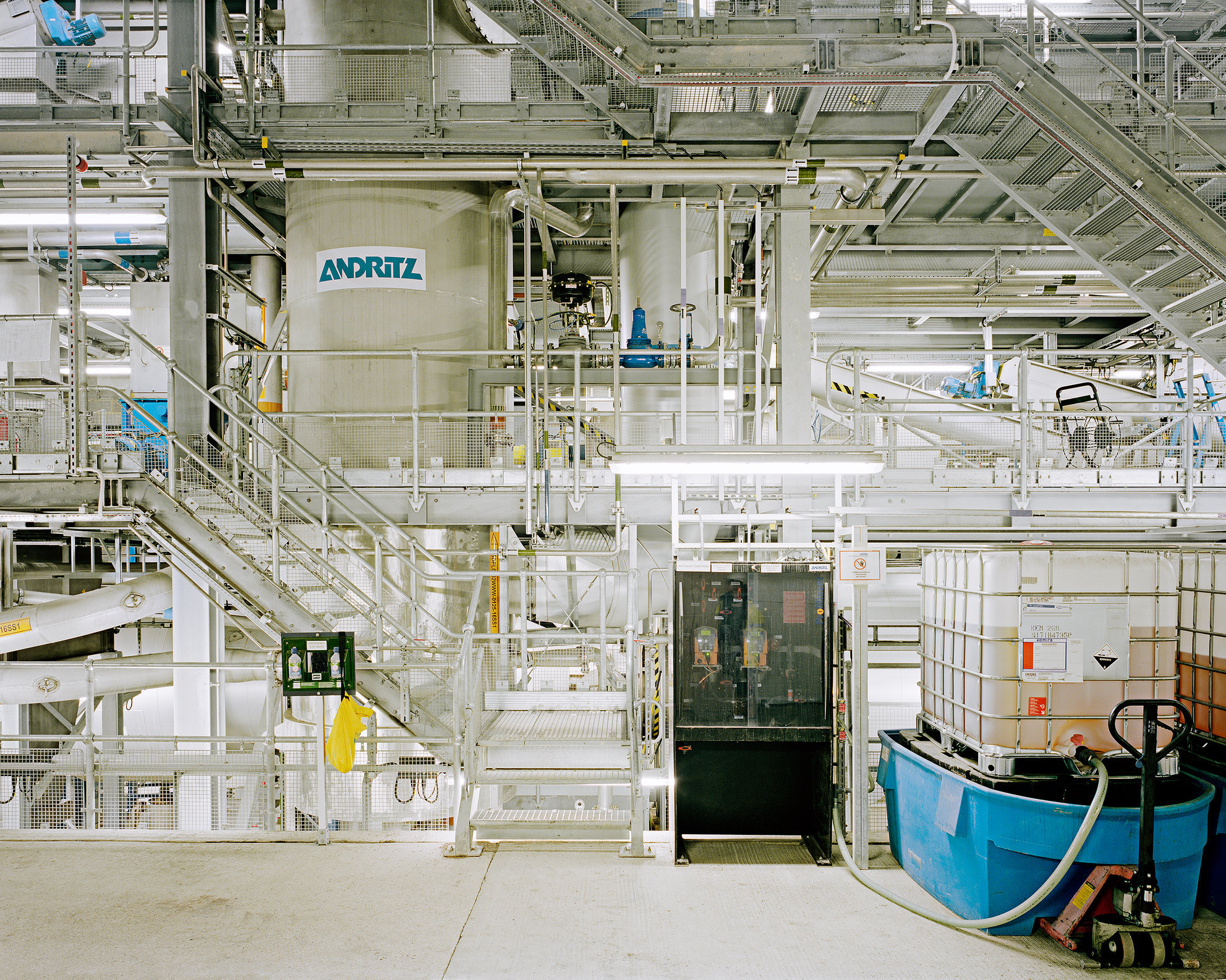 The Drier, Peacehaven Wastewater Treatment Works