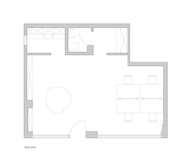 Rotbalans's Office Design