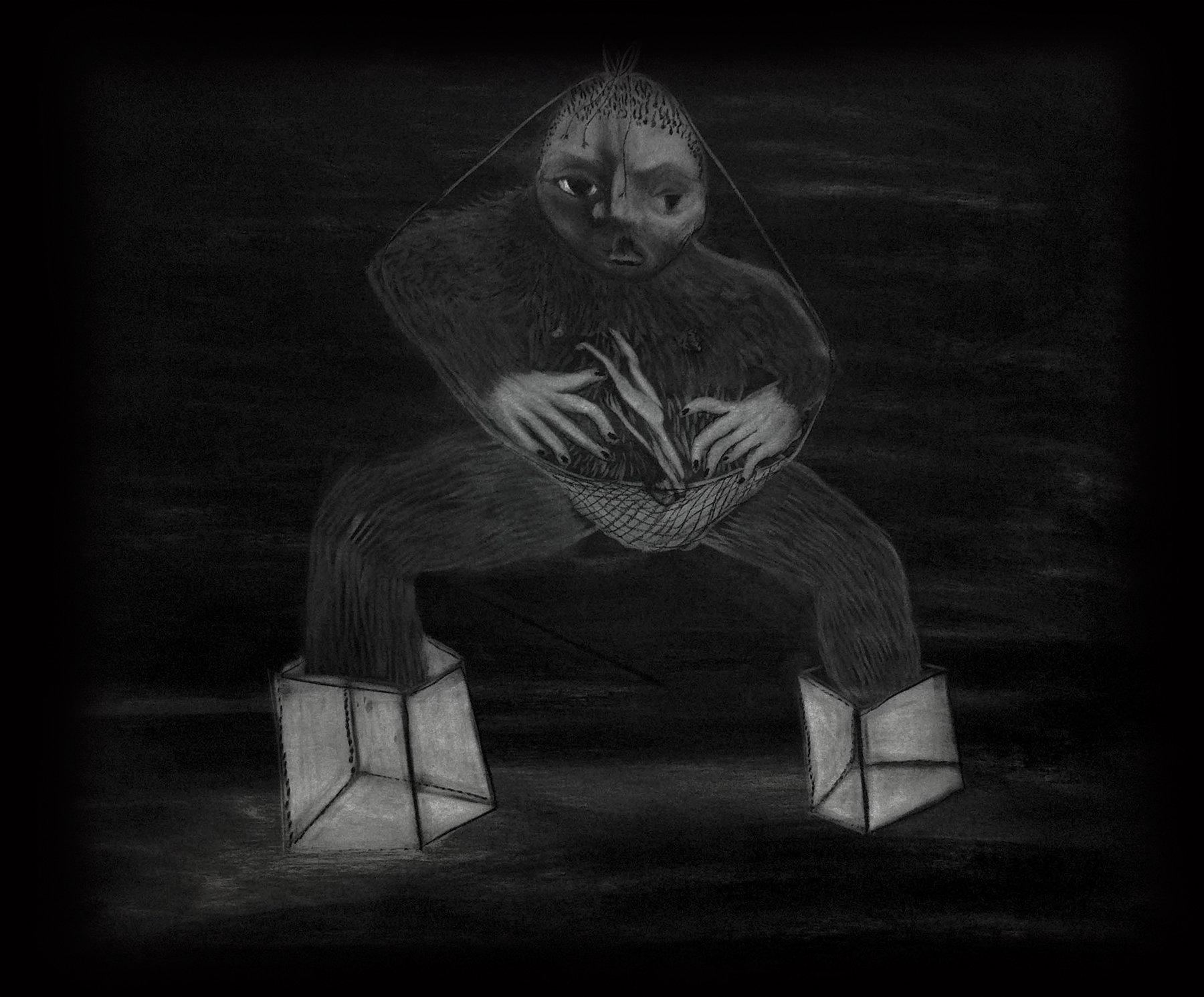 'Ghosts In My Garden'
