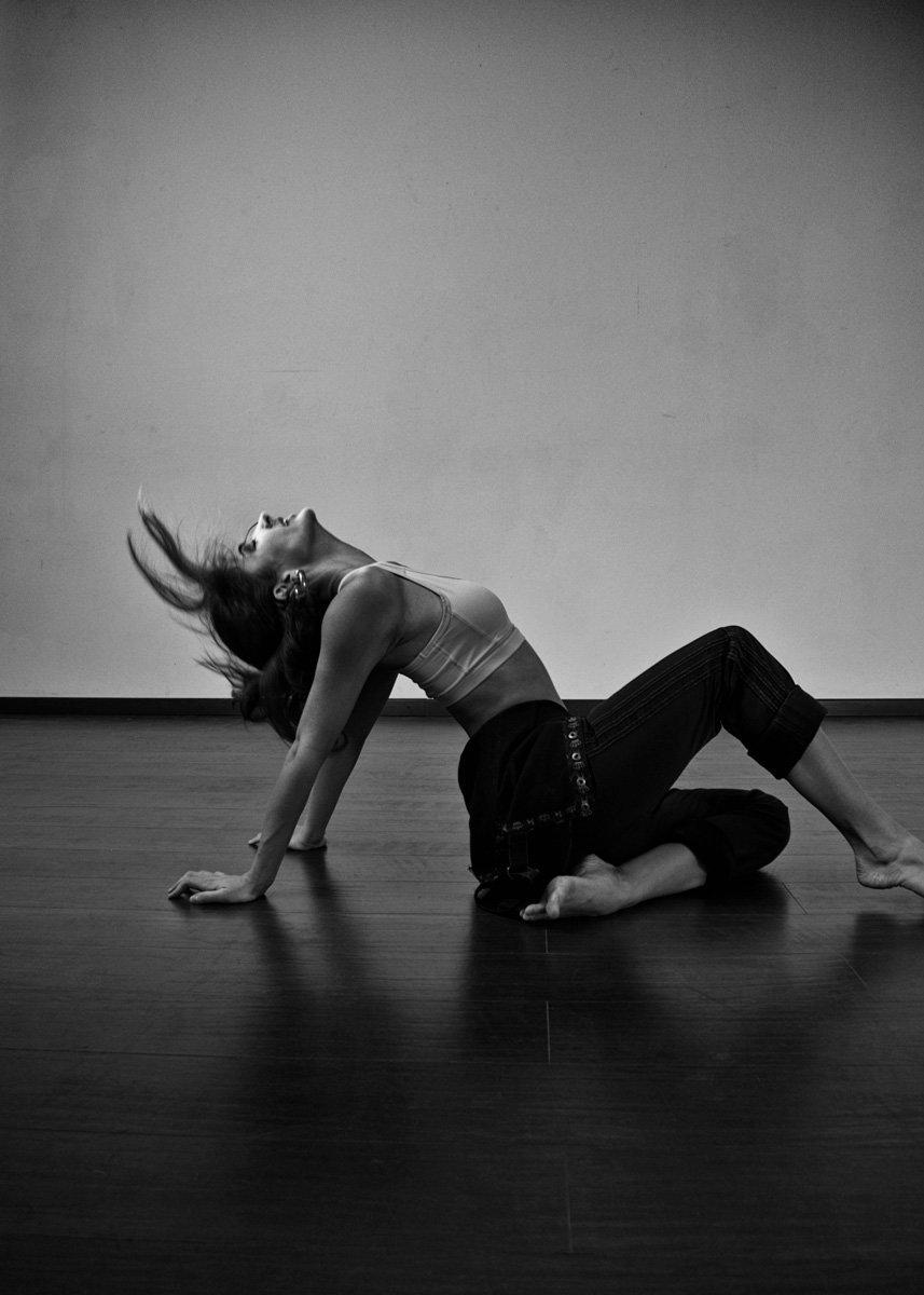 Claudia von Eichhorn: Tänzerin