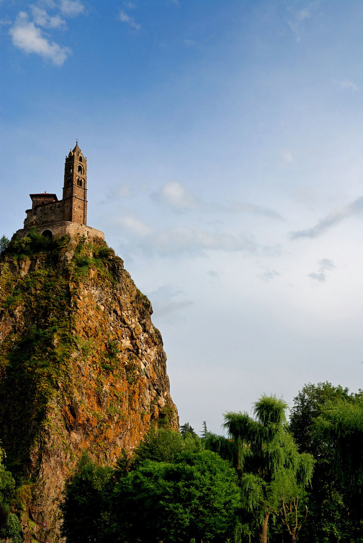 Saint-Michel d'Aighuile, Le Puy-en-Velay
