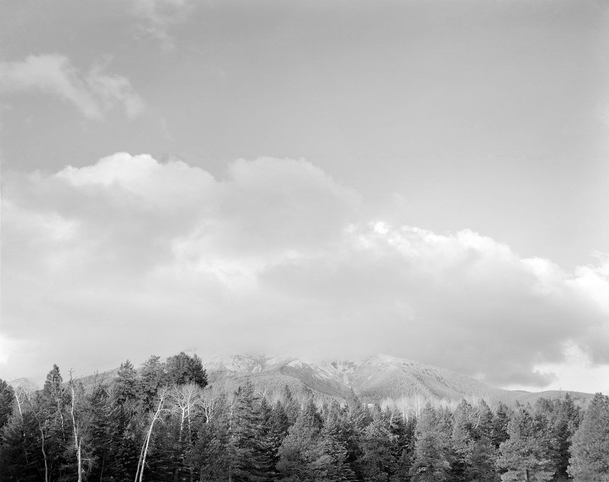 0001_Hidden Peaks, San Francisco Peaks, Flagstaff, Arizona. Summer 2009..tif