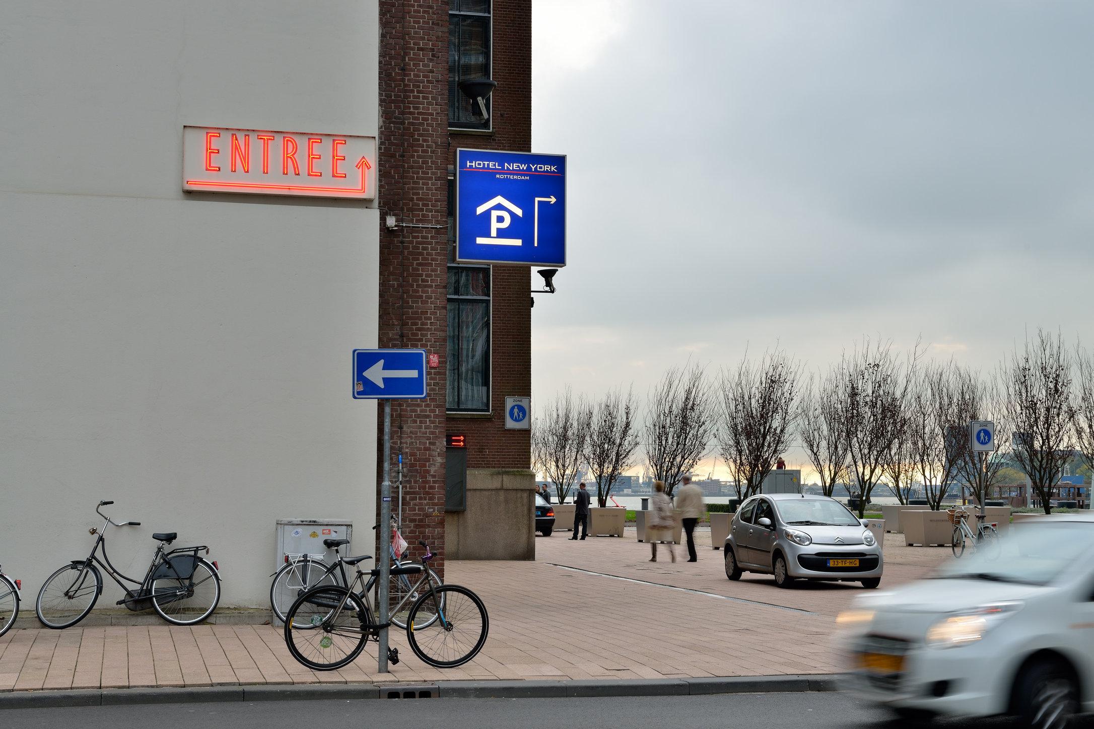 Hotel New York, Rotterdam (NL)