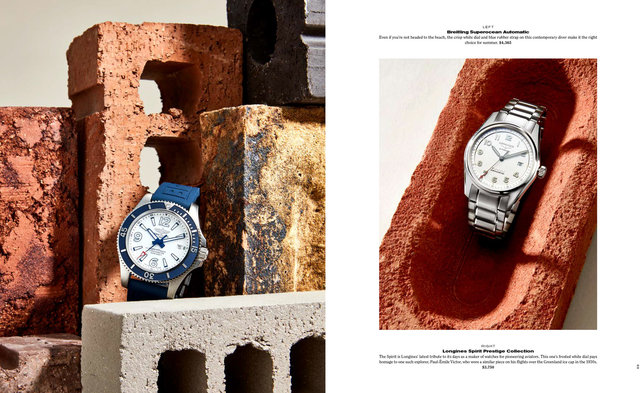 sharp magazine BFM SS21