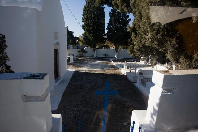 Patmos Graves, Greece 2