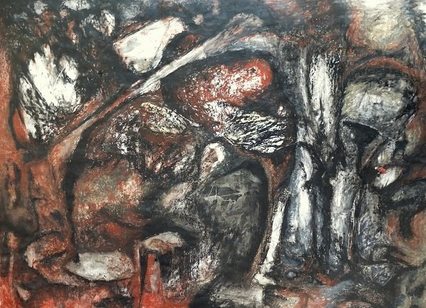Ireland Series-  Cave Forms by Alison Gracie