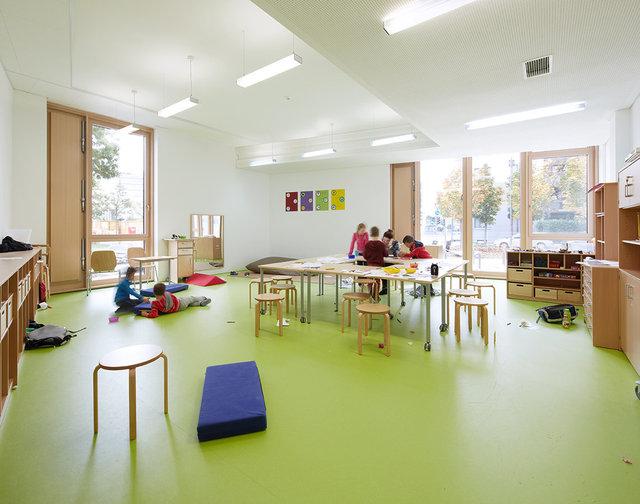 REBSTOCK GRAMMAR SCHOOL FRANKFURT for PFP Architects