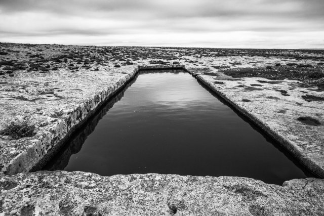 Bassin Numide. Table de Jugurtha, 2013.