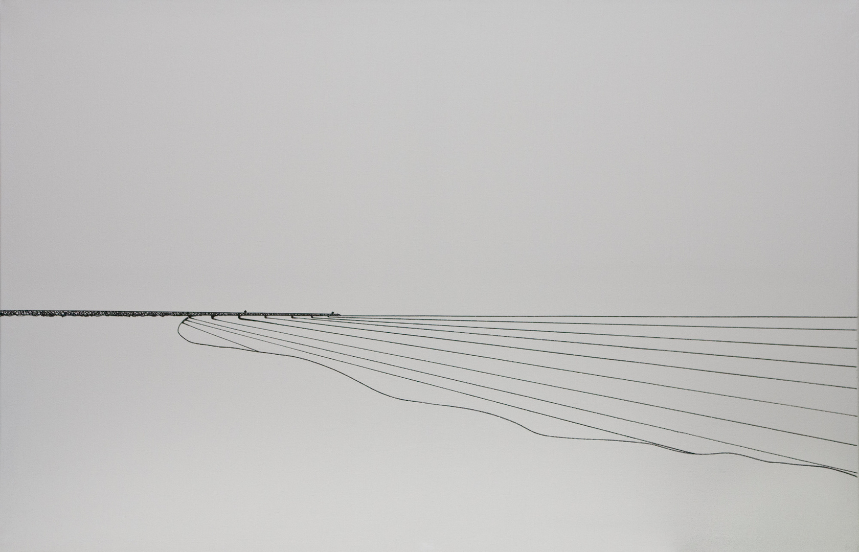 Lines five