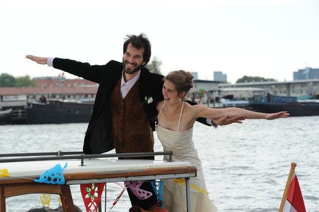 Mintje & Theo, Amsterdam