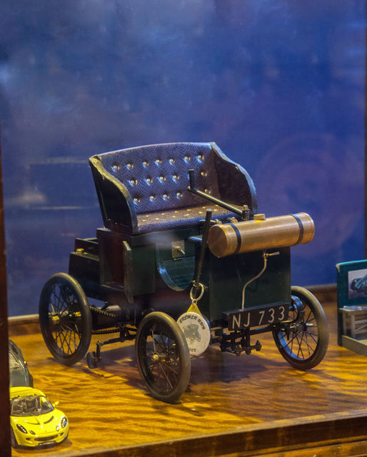 Model of the Bremer Car