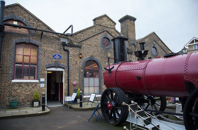 The Pumphouse Museum Walthamstow