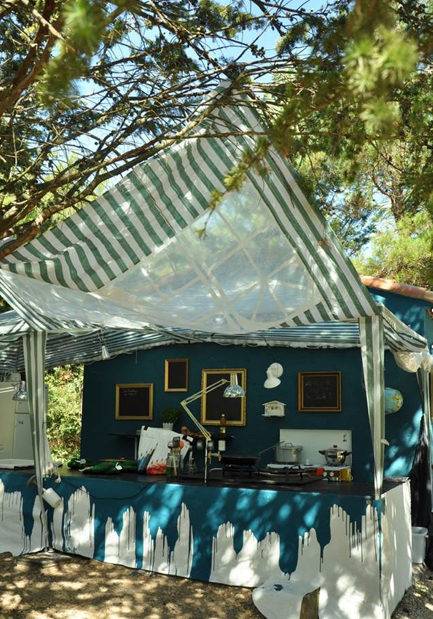 Nomadic Village Kitchen