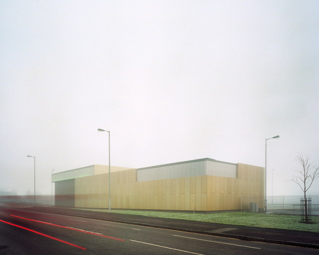 Clydebank Workshops, Glasgow. GM+AD Architects