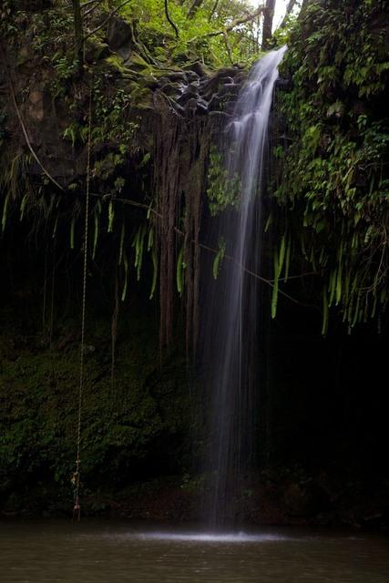 Cachoeira em Twin Falls