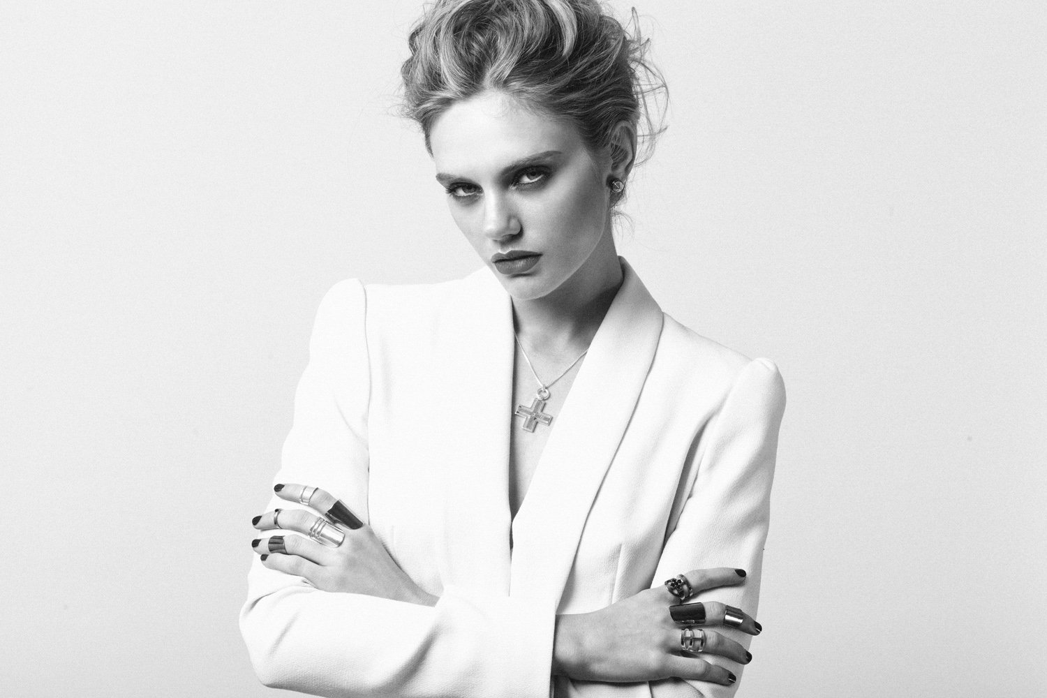 F+H Jewellery Campaign - AW14 'Subculture'