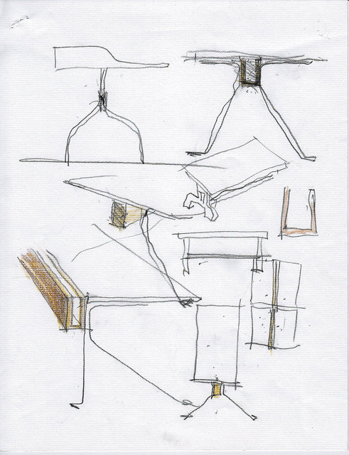 Study for a Dusking System.