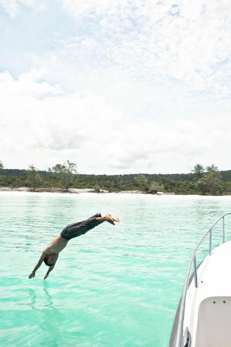 Song Saa Private Island Resort Cambodia